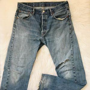 Vintage Levi's Classic '90s 501 Jeans